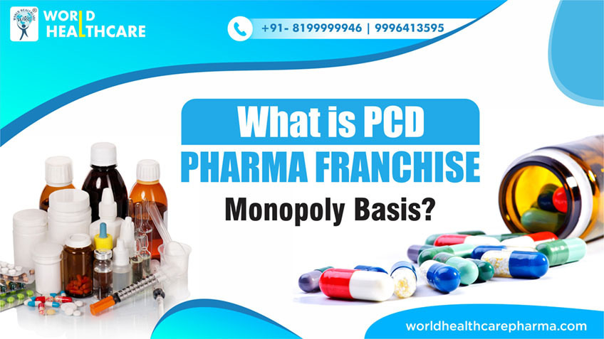 PCD Pharma Franchise For Monopoly Basis