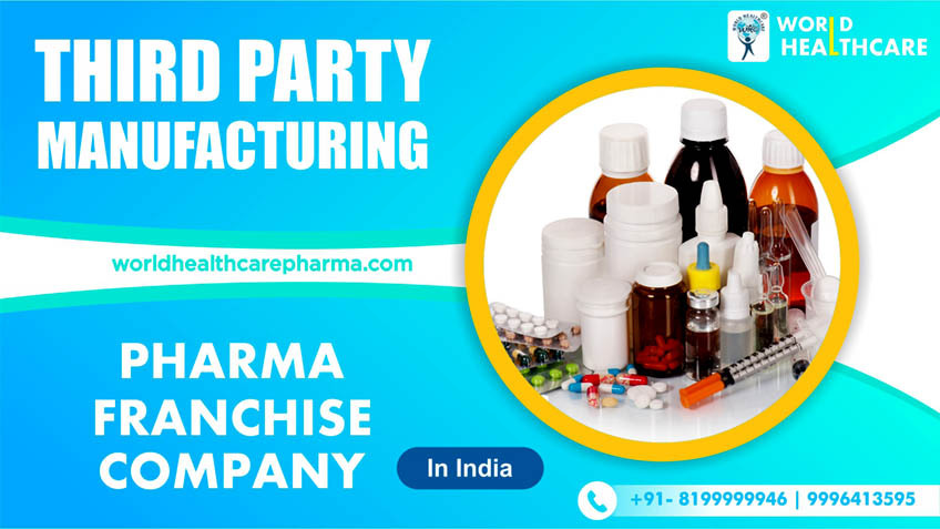Third Party Manufacturing Pharma Franchise Company in India