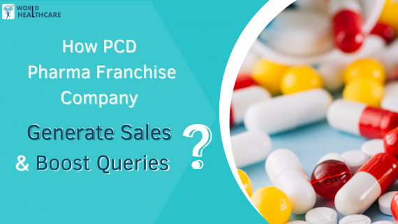 How pcd pharma franchise company generate sales and boost queries