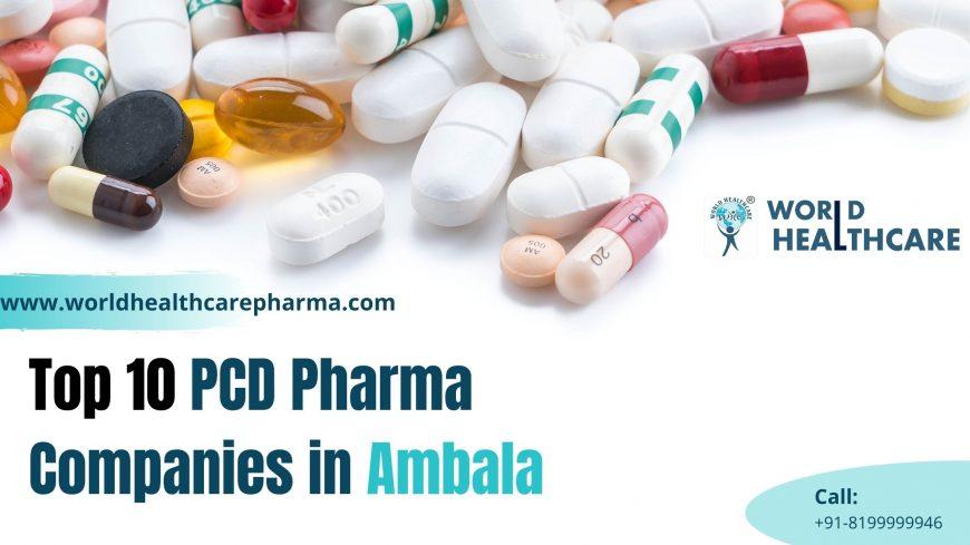 pcd pharma franchise company in Ambala